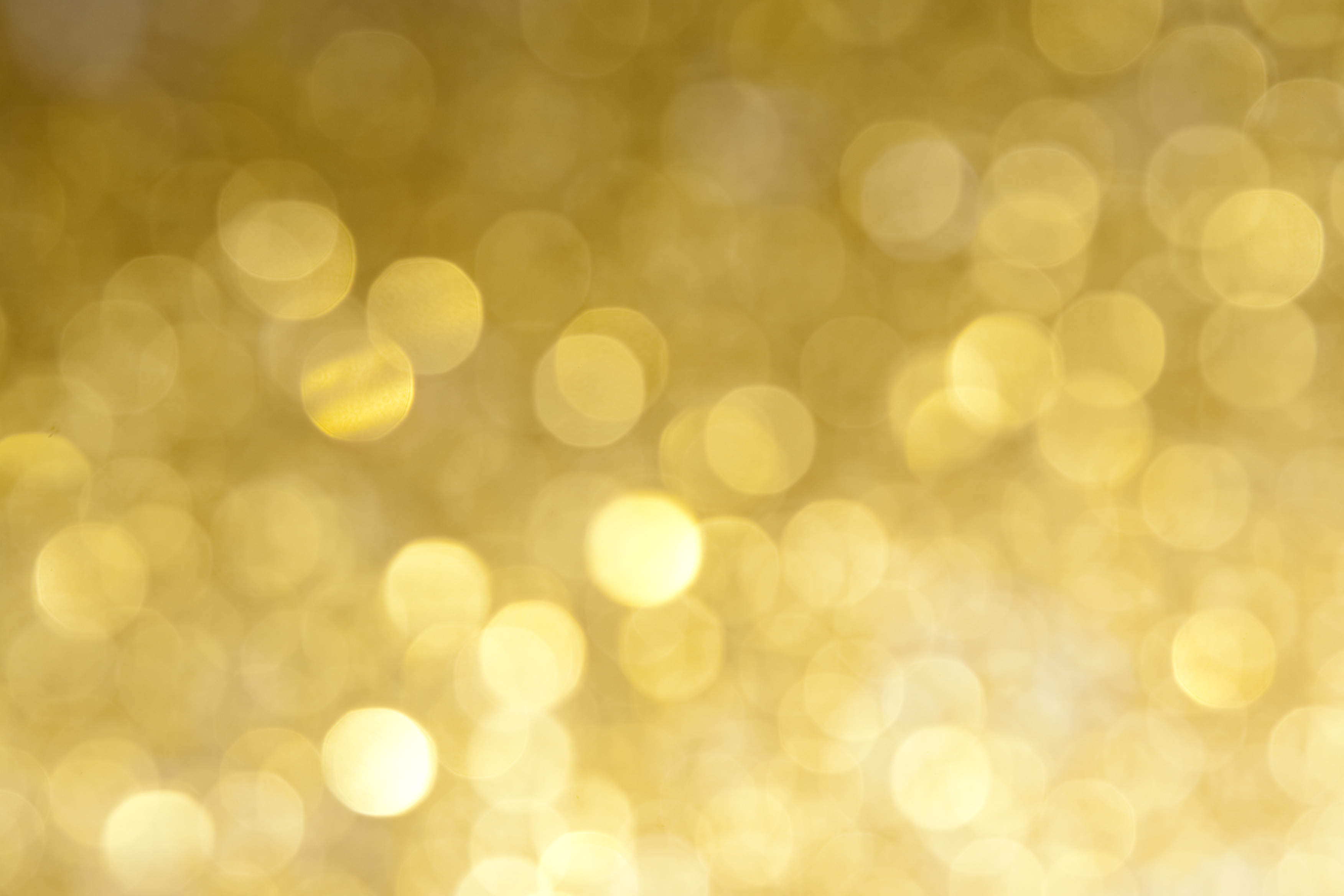 gold and yellow sparkling lights background western